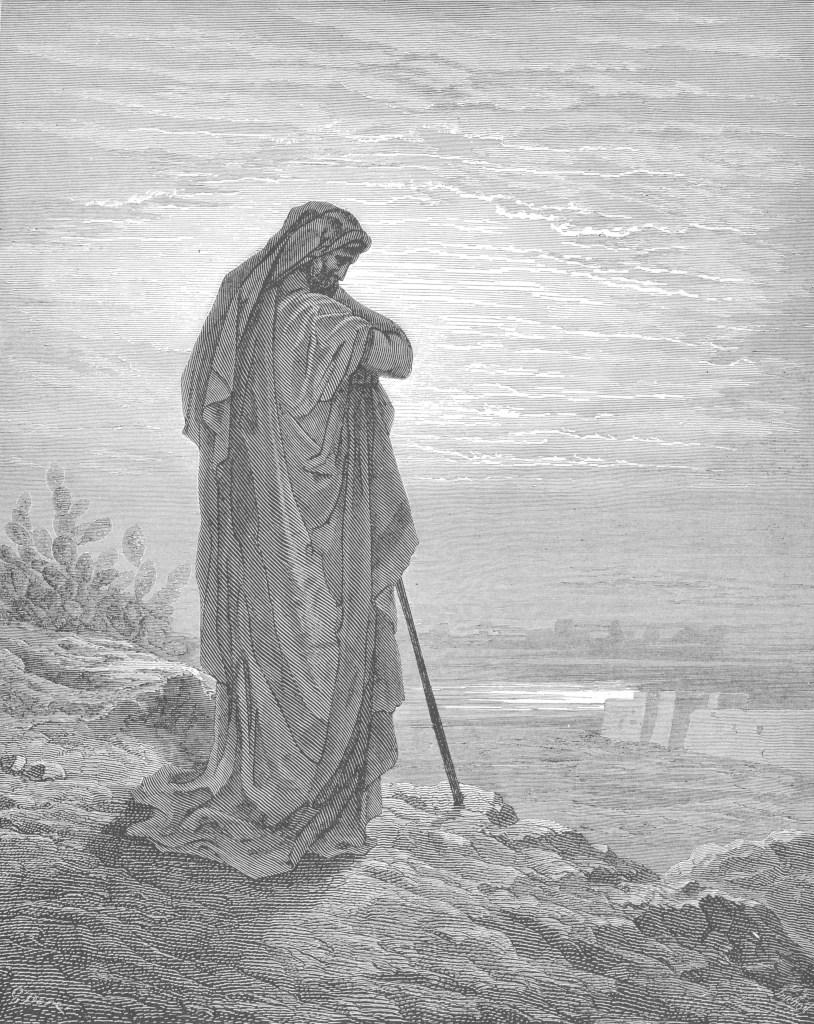 Gustave Doré: The Prophet Amos