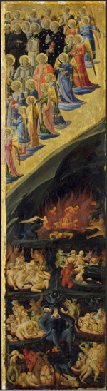 Fra Angelico: Hell