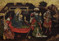 Anonymous: Adoration of the Magi