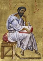 Anonymous: St Mark the Evangelist in his Study