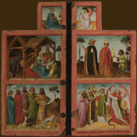 Anonymous: Norfolk Triptych (outside)