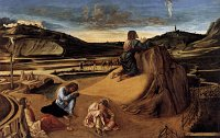 Giovanni Bellini: Agony in the Garden