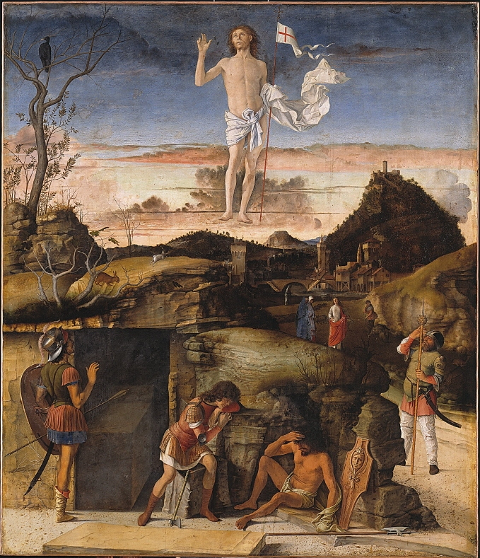 Giovanni Bellini: Resurrection