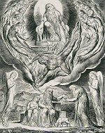 William Blake: The Book of Job -  05