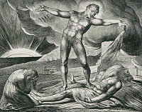 William Blake: The Book of Job -  06