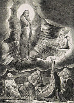 William Blake: The Book of Job -  09