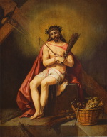 Abraham Bloemaert: Man of Sorrows