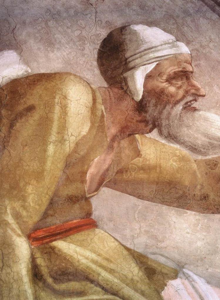 Michelangelo Buonarroti: Boaz