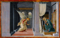 Botticelli: The Annunciation