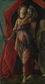 Botticelli: Judith Holding Holofernes' Head