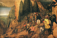 Pieter Bruegel the Elder: The Conversion of St Paul