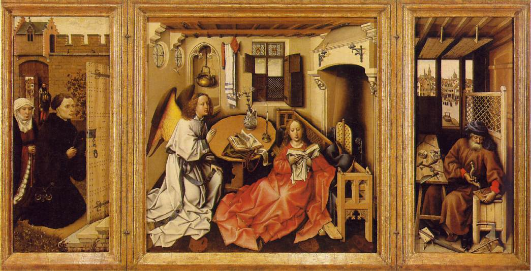 In comparison to baroque art, the style of rococo:
