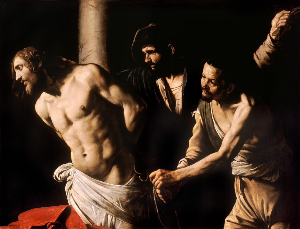 Caravaggio: The Flagellation [2]