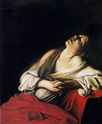 Caravaggio: Mary Magdalene in Ecstasy