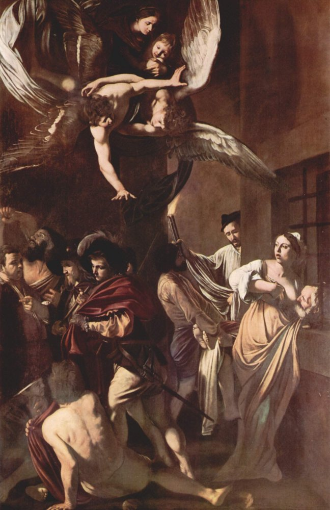 Caravaggio: The Seven Works of Mercy