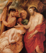 Peter Paul Rubens: Christ and the penitent sinners