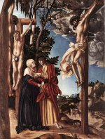 Lucas Cranach the Elder: Crucifixion
