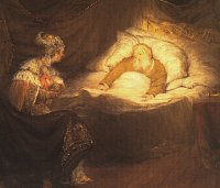 Arent de Gelder: Bathsheba makes an appeal to David
