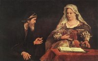 Arent de Gelder: Esther and Mordecai