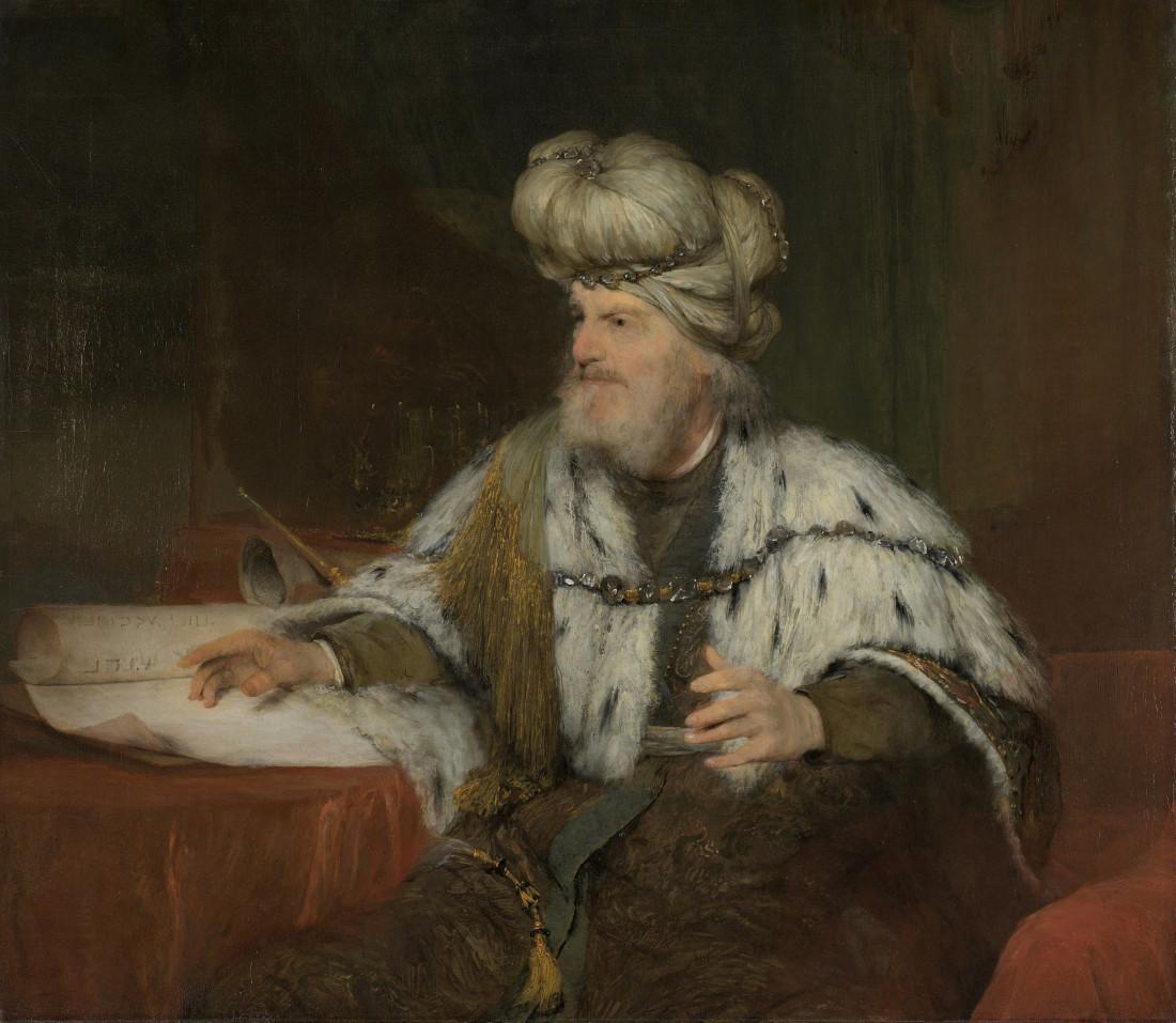 Arent de Gelder: King David