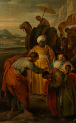Jacob de Wit: The Baptism of the Chamberlain
