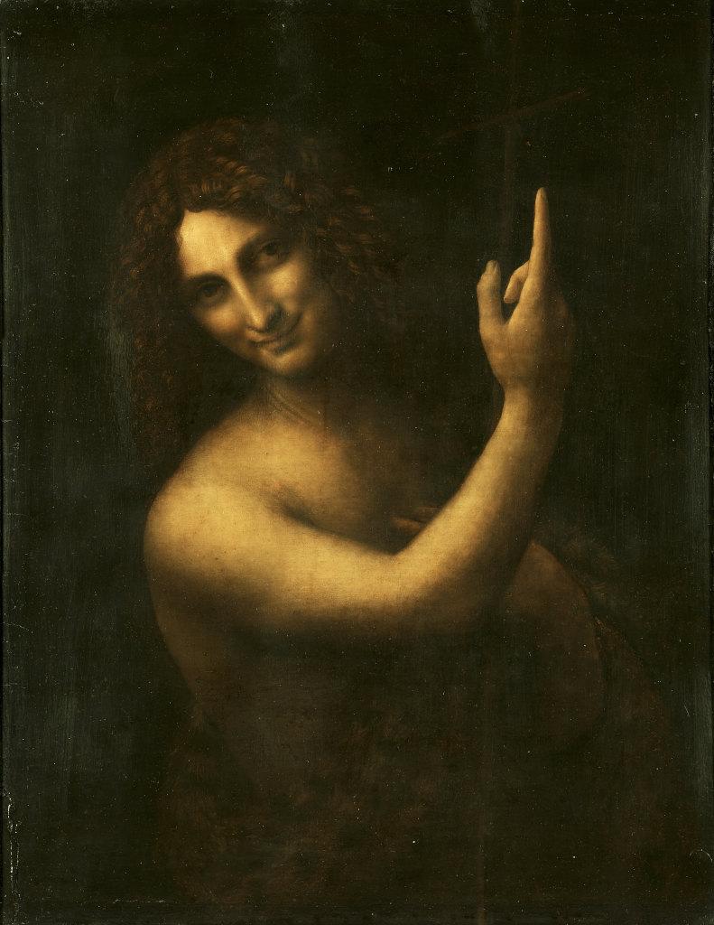 Biblical art by Leonardo da Vinci - 1