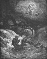 Gustave Doré: The Destruction of Leviathan