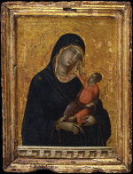 Duccio di Buoninsegna: Madonna and Child