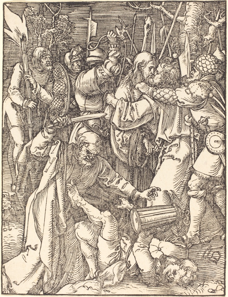 Albrecht Dürer: The Betrayal of Christ