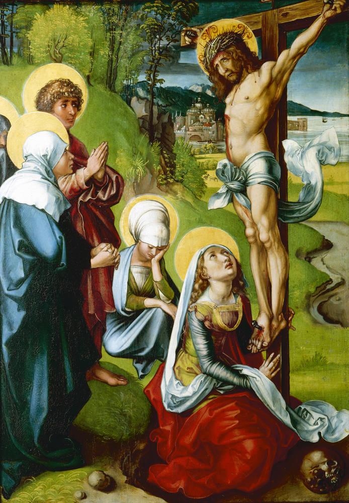 Albrecht D�rer: Seven Sorrows: Crucifixion