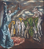 El Greco: The Fifth Seal