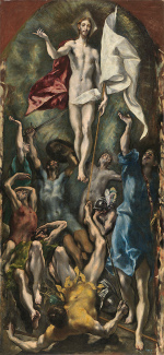 El Greco: The Resurrection