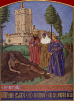 Jean Fouquet: Job and his False Comforters