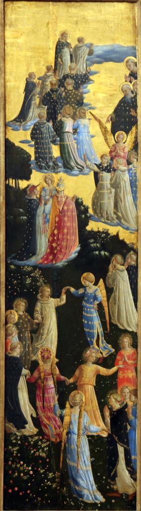 Fra Angelico: Paradise