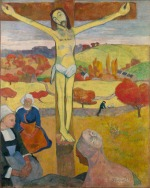 Paul Gauguin: The Yellow Christ