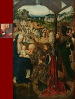 Geertgen tot Sint Jans: Adoration of the Magi (Prague)