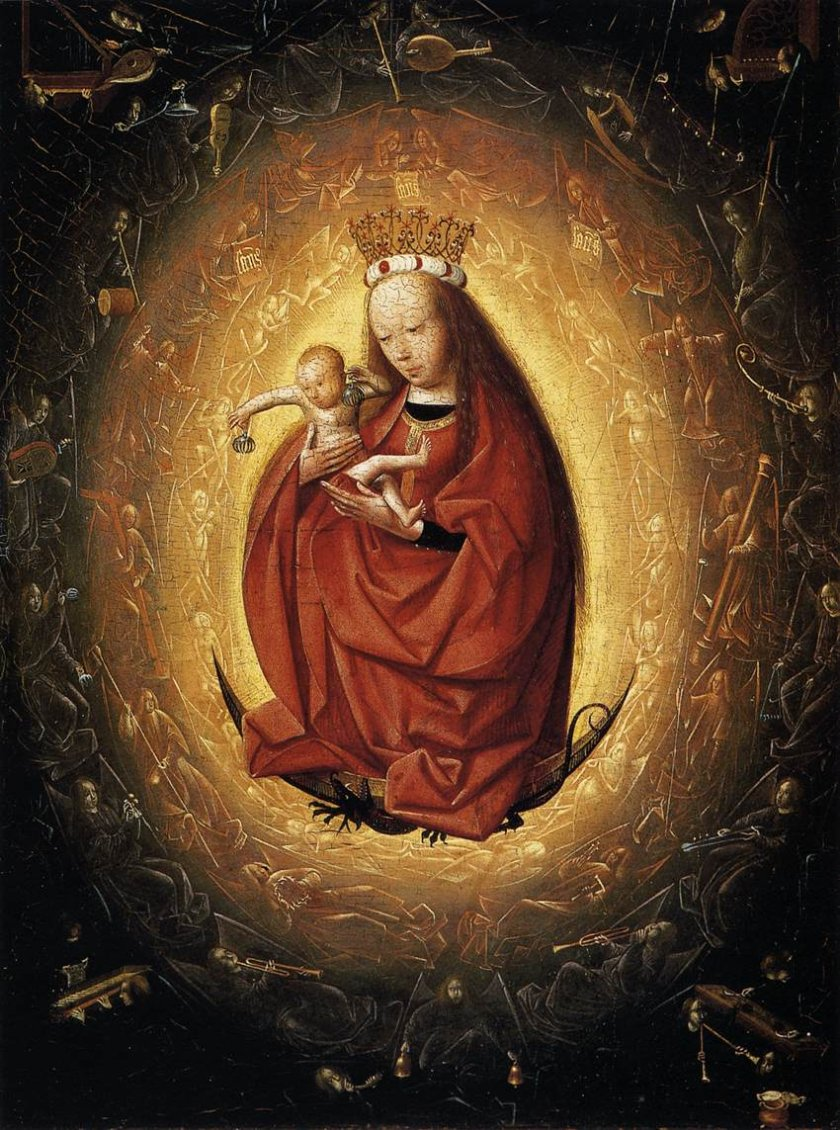 Geertgen tot Sint Jans: Virgin and Child