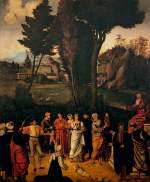 Giorgione: Solomon's Judgment