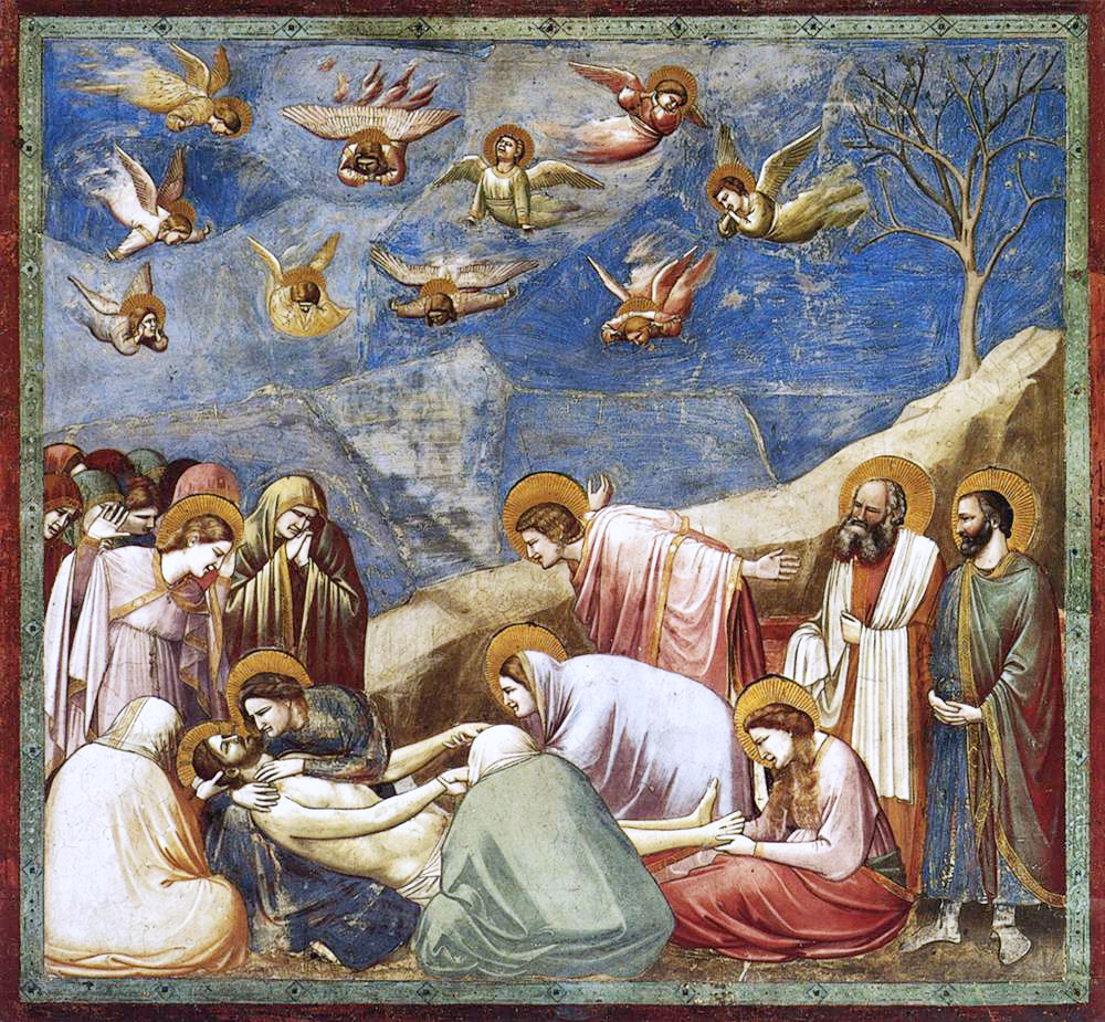 Giotto: The Lamentation