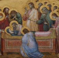 Giotto: Entombment of Mary