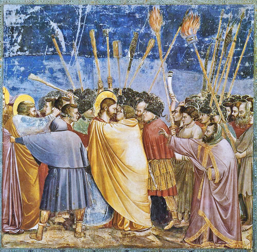 Giotto: Judas' Kiss