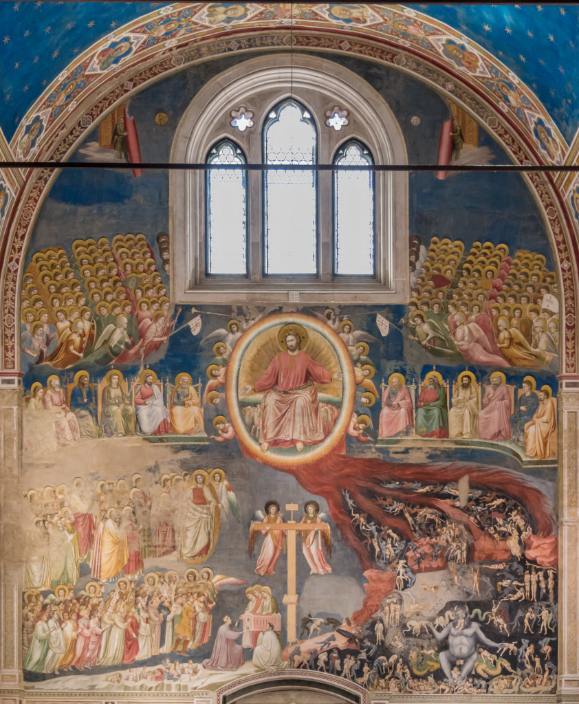 Giotto: The Last Judgement