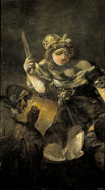 Francisco Goya: Judith and Holofernes