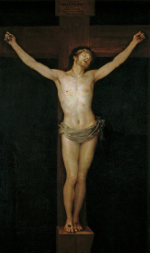 Francisco Goya: Christ Crucified