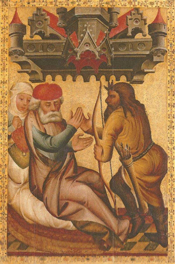 of Minden: Isaac asks Esau to hunt for venison