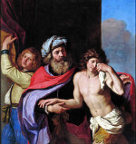Il Guercino: The Return of the Prodigal Son (1655)