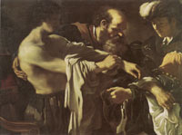Il Guercino: The Return of the Prodigal Son (1619)