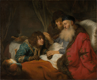 Govert Flinck: Isaac Blesses Jacob
