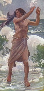 James Tissot: The Prophet Jonah