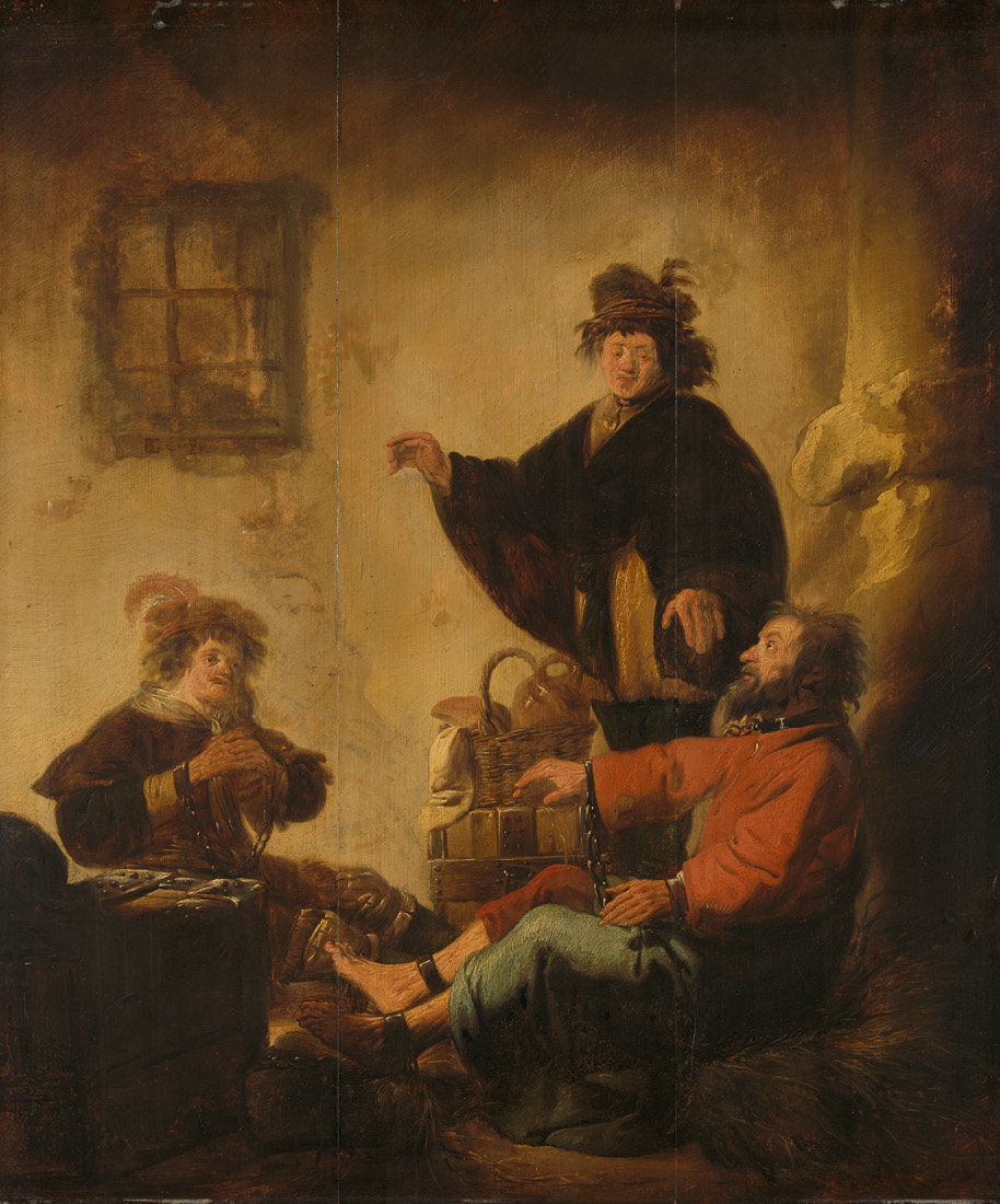 Benjamin Gerritsz. Cuyp: Joseph, the Butler and the Baker